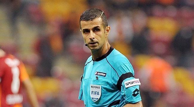 Trabzonspor'dan hakem Mete Kalkavan'a tepki