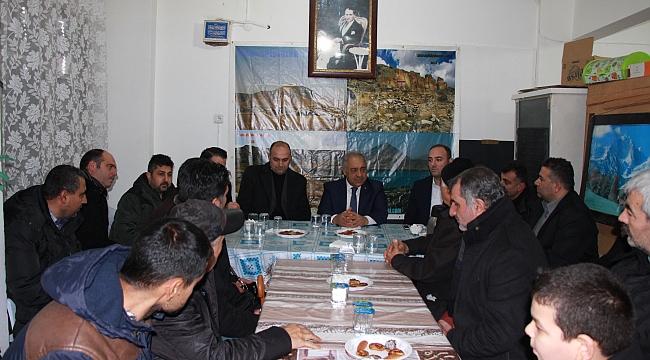 Bilal Doğan'dan Limontepe'ye kentsel dönüşüm sözü