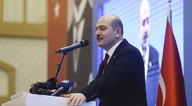 İçişleri Bakanı Süleyman Soylu: Sayıları verince sus pus oldular