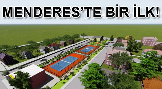 Menderes'e Tenis Kulübü