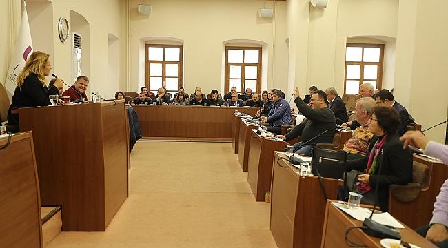 Şafşavan heyeti Meclis Toplantısına katıldı