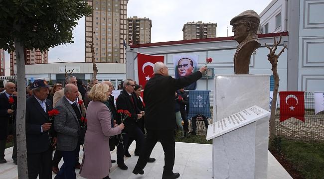 Büyük Usta Yaşar Kemal Karabağlar'da anıldı