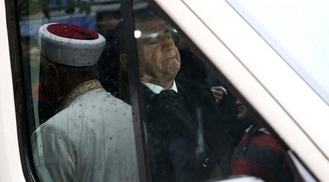 Fatih Terim'in babası son yolculuğuna uğurlanıyor