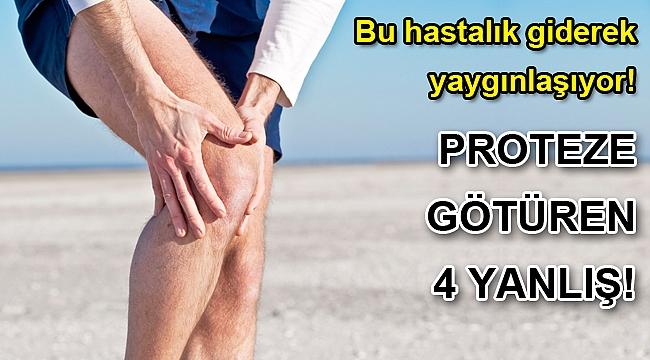 PROTEZE GÖTÜREN 4 YANLIŞ!
