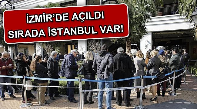 Türkiye'deki ilk deneyim mağazasını İzmir'de açtı