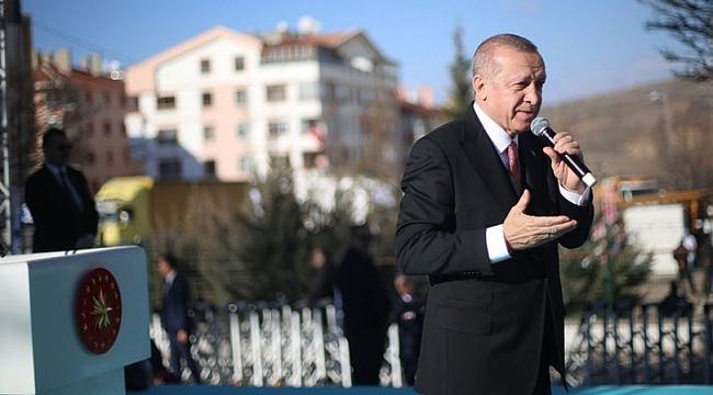 Cumhurbaşkanı Erdoğan: Ey Netanyahu kendine gel, sen zalimsin