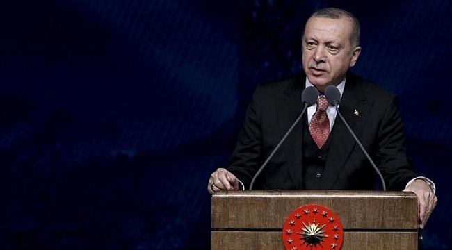 Cumhurbaşkanı Erdoğan: Tıpkı terörist gibi muamele ediyoruz
