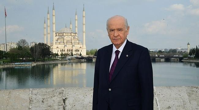 MHP Lideri Osmaniye'de halka seslendi
