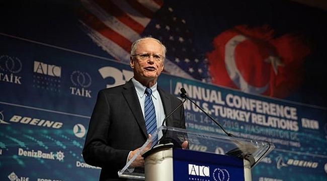 ABD Suriye Özel Temsilcisi'nden Ankara'ya ziyaret