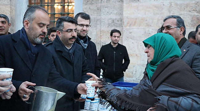 Cumhur İttifakı'nın adayı Alinur Aktaş: 'Bursa kararını vermiştir'