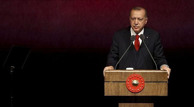 Cumhurbaşkanı Erdoğan'dan Ermeni meselesi mesajı