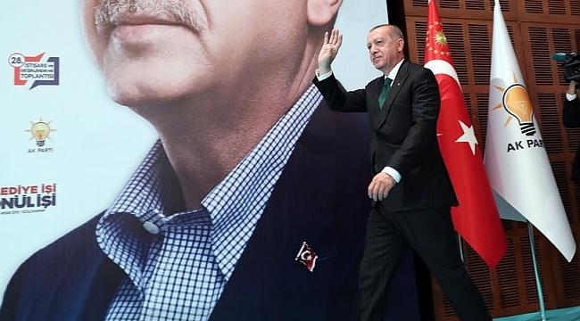 Cumhurbaşkanı Erdoğan: Milletimiz 'Bu İstanbul benim içime sinmedi' diyor