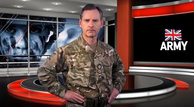 İngiliz general alay konusu oldu!