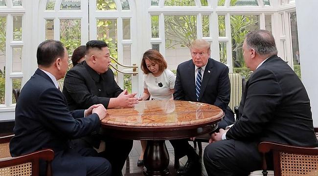 Kuzey Kore, Pompeo'yu istemiyor