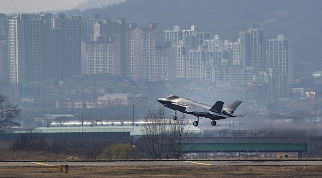 Pentagon'dan itiraf: F-35 programı çuvalladı