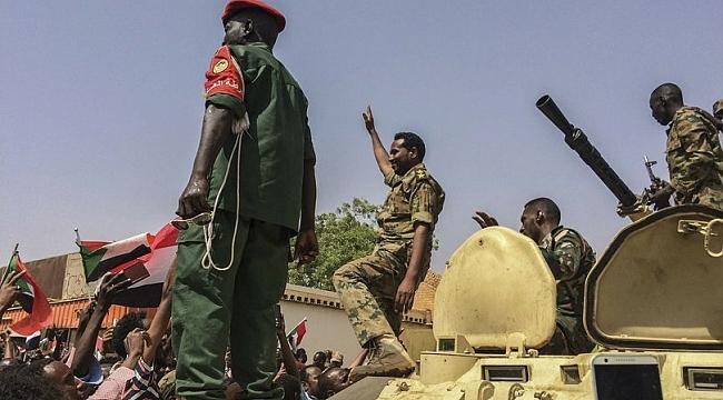 Sudan'daki askeri darbe sonrası ilk açıklama!