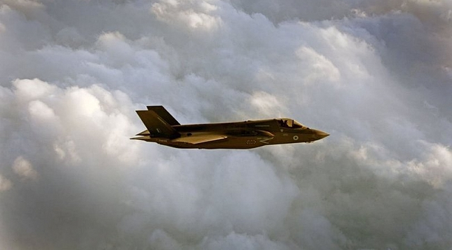ABD: F-35 imalat hatası nedeni ile düştü
