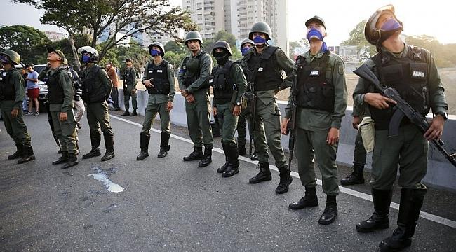 ABD, Rusya ve Brezilya'dan Venezuela'daki darbe girişimiyle ilgili açıklamalar!