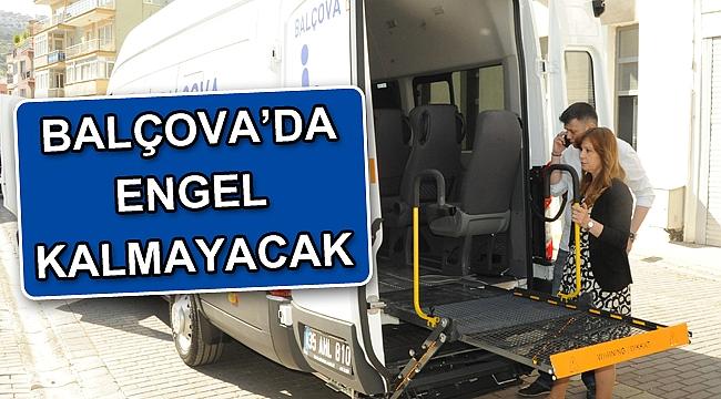 Balçova'da engel kalmayacak