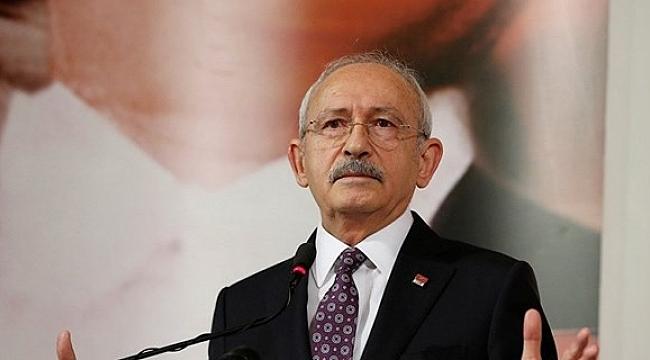 Kılıçdaroğlu'nun dokunulmazlık dosyası Meclis'te