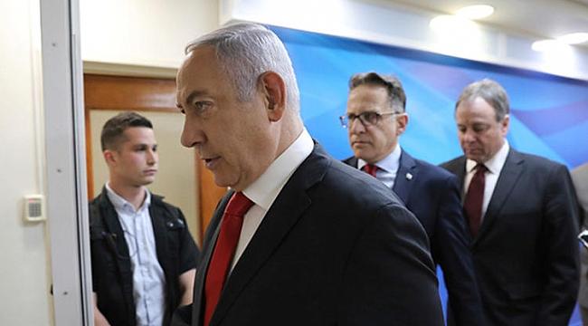 Netanyahu'nun ardından 'bombardımanı arttırın' talimatı