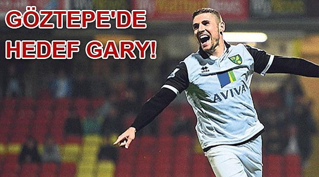 Göztepe'de hedef Gary