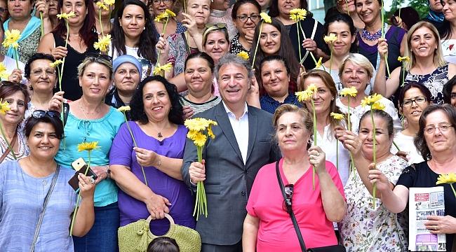 Üretici kadın pazarları kurulacak