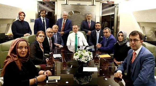 Erdoğan: Benim gönlüm açık ve net söylüyorum idamdan yanadır