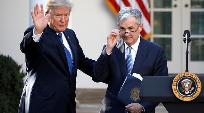 Trump: Fed Başkanı Powell istifa ederse, kendisini durdurmam