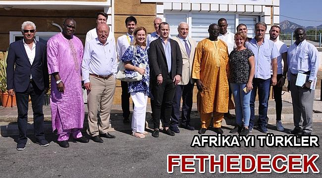 AFRİKA'YI TÜRKLER FETHEDECEK
