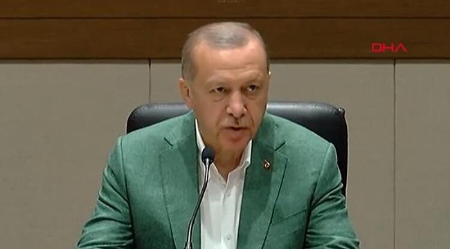 Cumhurbaşkanı Erdoğan'dan Amerika ziyareti öncesi önemli açıklamalar