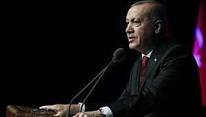 Erdoğan: Güvenilir ve hızlı adalet toplumsal barışın teminatı