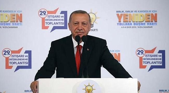 Cumhurbaşkanı Erdoğan'dan vatandaşlara birikim önerisi