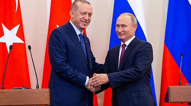 Kremlin'den Erdoğan - Putin zirvesi hakkında açıklama