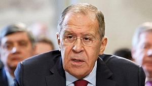 Lavrov'dan flaş Barış Pınarı Harekâtı açıklaması