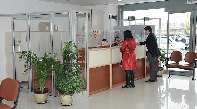 Çiğli'de Vezneler Hafta sonu Açık Olacak