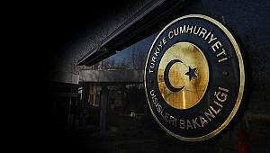 Dışişleri Bakanlığı duyurdu: YPG/PKK saldırısında hayatını kaybetti…