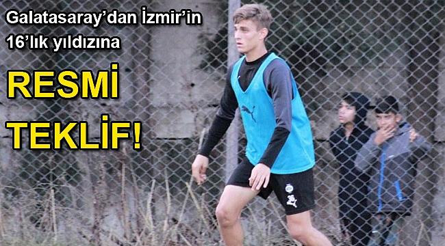 Galatasaray'dan 16'lık Kazımcan Karatay için hamle!