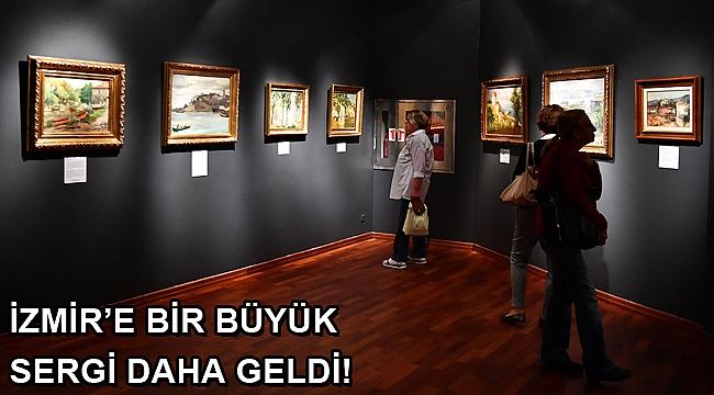 İzmir'e bir büyük sergi daha geldi