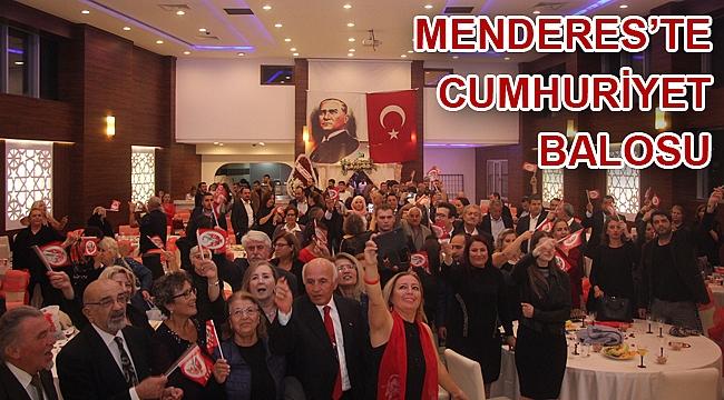 Menderes'te Cumhuriyet Balosu