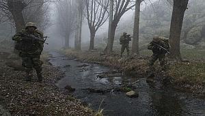 MSB duyurdu! 5 PKK'lı terörist etkisiz hale getirildi…