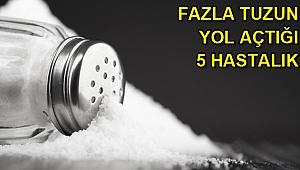 Tiroidiniz fazla çalışıyorsa iyotsuz tuz tüketin!