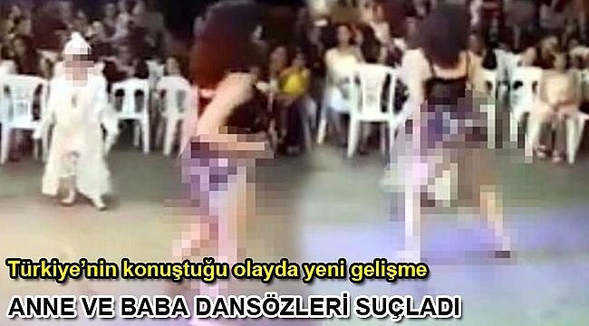 Türkiye'nin gündemi olmuştu! Aile dansözleri suçladı