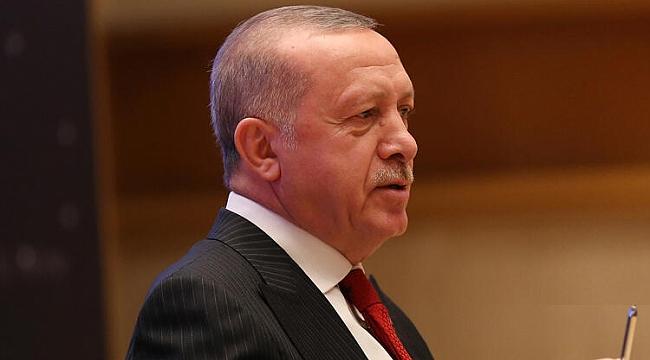 Cumhurbaşkanı Erdoğan'dan Simit Sarayı açıklaması