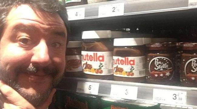 Faşist İtalyan politikacı içinde Türk fındığı var diye Nutella'yı sevmiyormuş!
