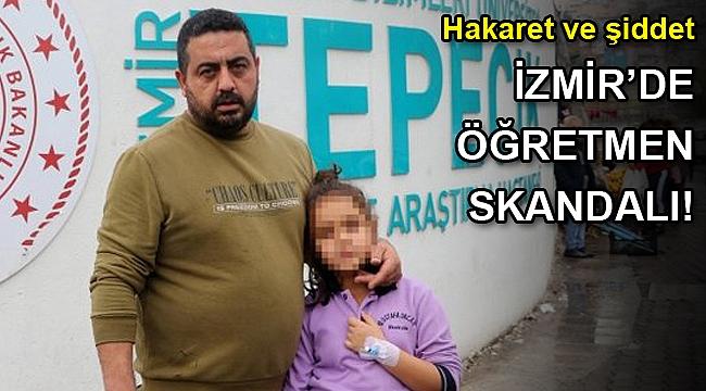 İzmir Karabağlar'da öğrencisine şiddet uyguladığı iddia edilen öğretmen yargılanıyor