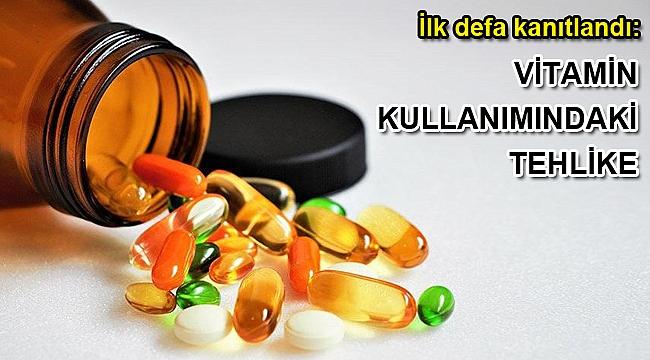 Kanser tedavisi sırasında vitamin kullanımı tehlikeli mi?