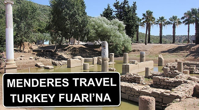 Menderes Travel Turkey Fuarı'nda