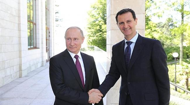 Rusya ve Esad güçlerinden Doğu Akdeniz'de ortak tatbikat