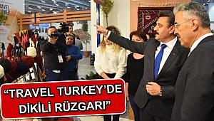 """Travel Turkey'de Dikili Rüzgarı"""